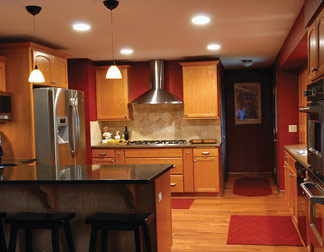 2009 Gold Kitchen 40 802