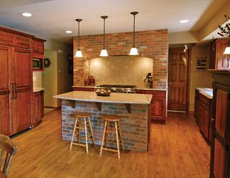 2009 Gold Kitchen 80 1201