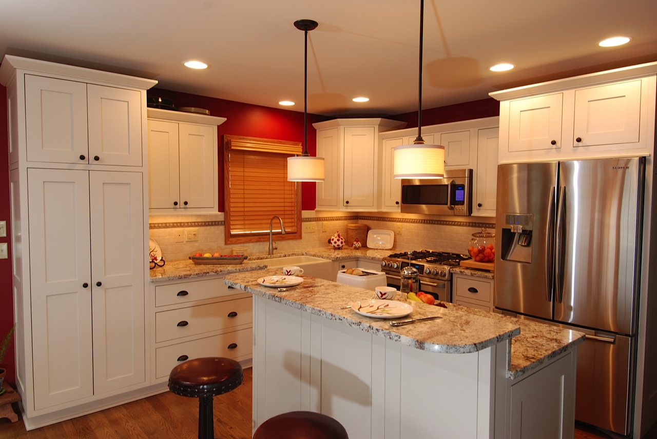 Kitchen Remodel - Urban Herriges